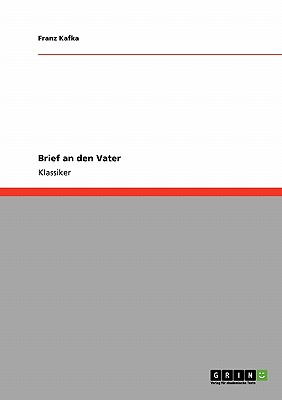 Brief an den Vater (German Edition), Kafka, Franz