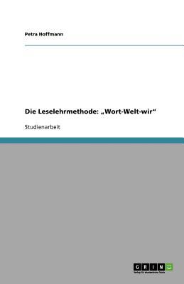 "Image for Die Leselehrmethode: ?Wort-Welt-wir"" (German Edition)"