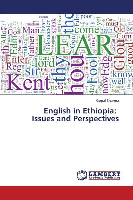 English in Ethiopia:   Issues and Perspectives, Sharma, Gopal
