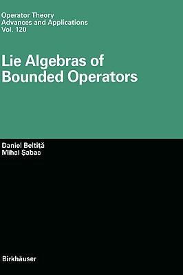 Lie Algebras and Bounded Operators, Beltita, Daniel; Sabac, Mihai