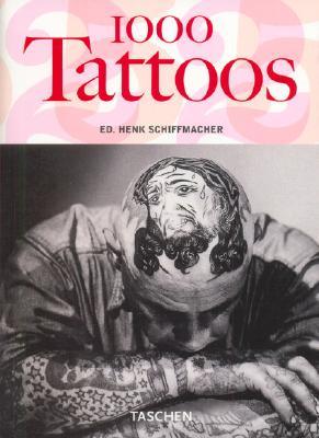 Image for 1000 Tattoos (BIBLIOTHECA UNIVERSALIS) (English and German Edition)