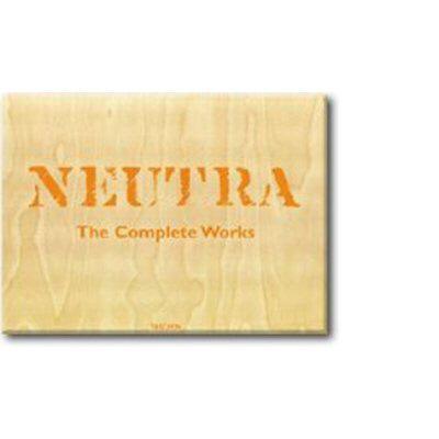 Richard Neutra: Complete Works (Architecture & Design), Barbara Lamprecht
