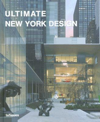 Image for Ultimate New York Design (English, German, Spanish, French and Italian Edition)