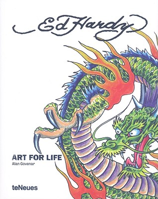 Image for Ed Hardy Art for Life  **SIGNED 1st Edition /1st Printing +Photo**