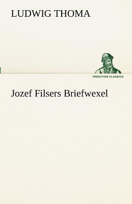 Image for Jozef Filsers Briefwexel (German Edition)