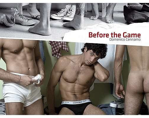 Image for BEFORE THE GAME : MALE NUDES, ITALIAN & ENGLISH LANGUAGE