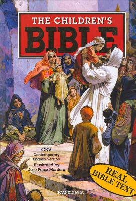 Image for Children's Bible Illustrated Bible Story Books for Children, 286 Bible Stories for Children with CEV Text, Kids Bible Stories with illustrations (Children's Bibles)