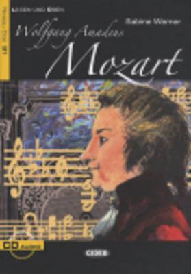 Image for Wolfgang Amadeus Mozart - Book & CD