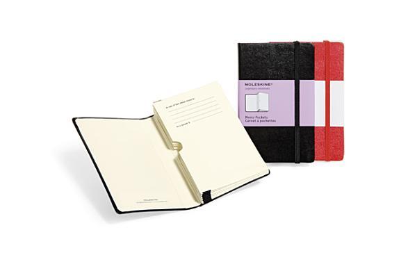 Moleskine Memo Large Large, Hard Red (Moleskine Legendary Notebooks), Moleskine