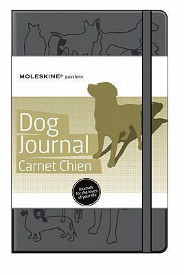 Image for Moleskine Passion Journal - Dog, Large, Hard Cover (5 x 8.25)