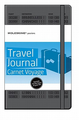 """Image for Moleskine Passion Journal Hard Cover Notebook, Travel, Large (5"""" x 8.25"""") - Passion Journal for Travel Journaling, Travel Book with Tab Organization, Record Favorite Travel Memories"""