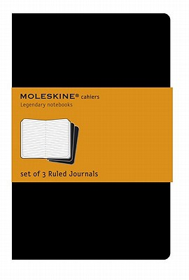 Image for Cashier Ruled Large Journal: Pack of 3