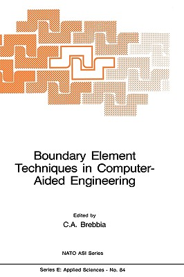 Boundary Element Techniques in Computer-Aided Engineering (Nato Science Series E:)