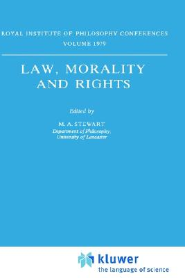 Image for Law, Morality and Rights (Synthese Library)
