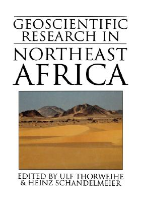 Geoscientific Research in Ne Africa-Hdbk
