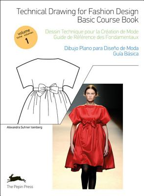 Image for Technical Drawing for Fashion Design (Volume 1)