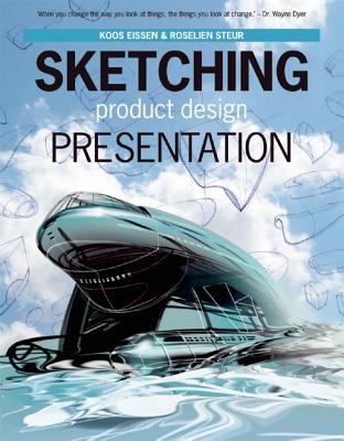 Sketching, Product Design Presentation, Eissen, Koos; Steur, Roselien