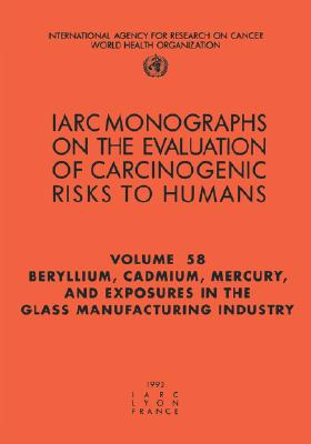 Image for Beryllium, Cadmium, Mercury, and Exposures in the Glass Manufacturing Industry (IARC Monographs on the Evaluation of Carcinogenic Risks Volume 58)