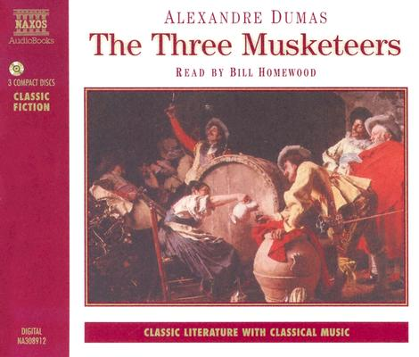 3 Musketeers 3D (Classic Literature with Classical Music), Alexandre Dumas