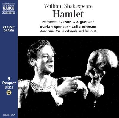 Image for Hamlet: John Gielgud's Classic 1948 Recording (Classic Drama)