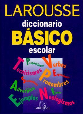 Image for Larousse Diccionario Basico Escolar