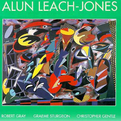 Image for Alun Leach-Jones
