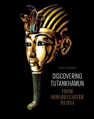 Image for DISCOVERING TUTANKHAMUN FROM HOWARD CARTER TO DNA