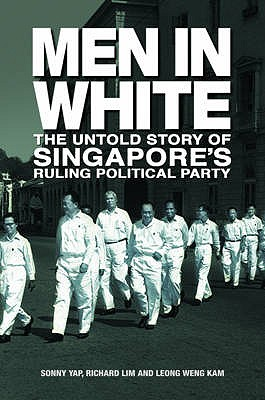 MEN IN WHITE, SONNY YAP